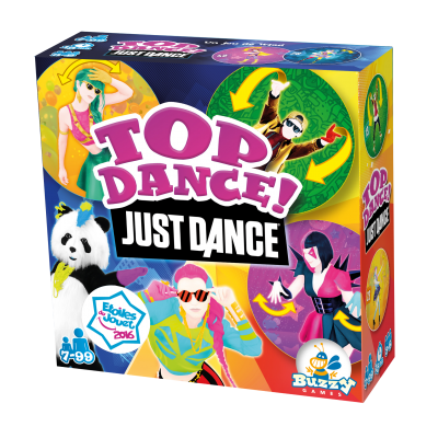 Pack Top Dance 3D Etoile