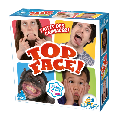 Pack Top Face 3D Etoile