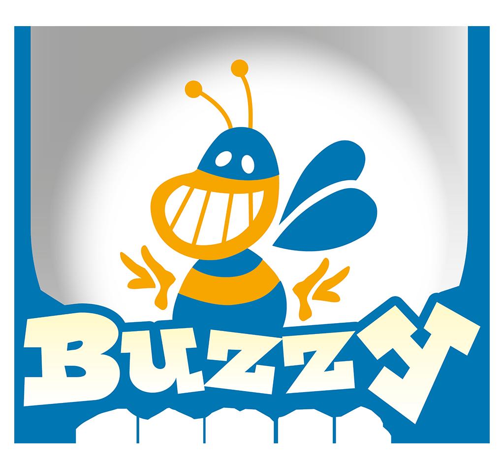 logo buzzygames